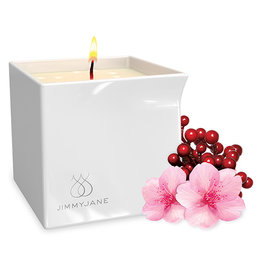 JimmyJane JimmyJane Afterglow Massagekaars Berry Blossom