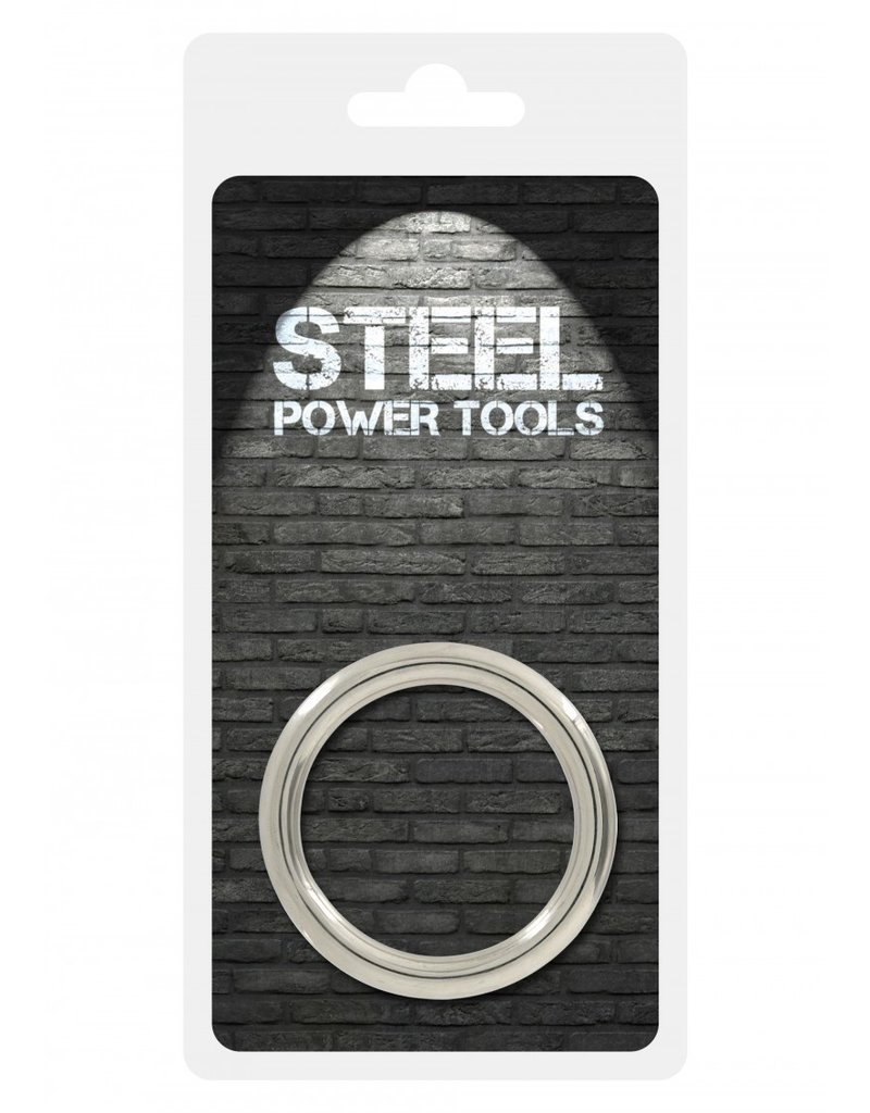 Steel Power Tools Steel Power Tools Donut Cockring 50 mm