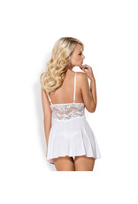 Obsessive Obsessive Babydoll & String Wit S/M