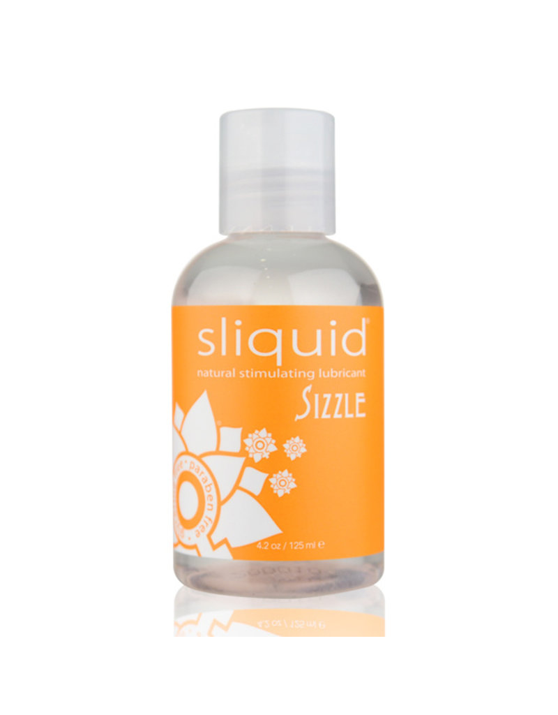 Sliquid Sliquid Glijmiddel Sizzle