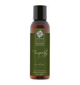 Sliquid Sliquid Massageolie Tranquility 125 ml