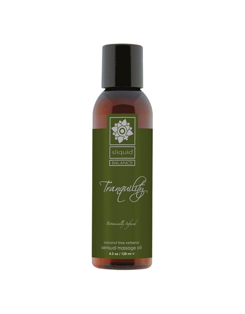 Sliquid Sliquid Massageolie Tranquility 125 ml