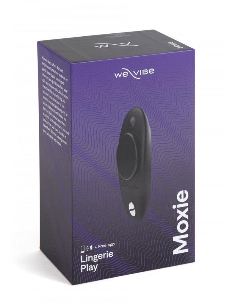 We-Vibe We-Vibe Moxie Zwart