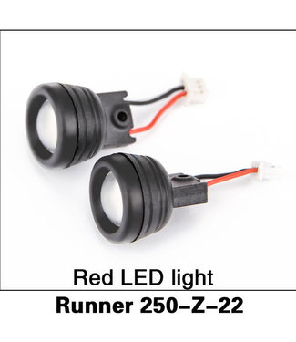 Walkera Walkera Runner 250 red light Runner 250 z-22