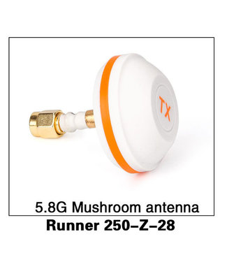 Walkera Runner 250 mushroom antenna Runner 250 z-28