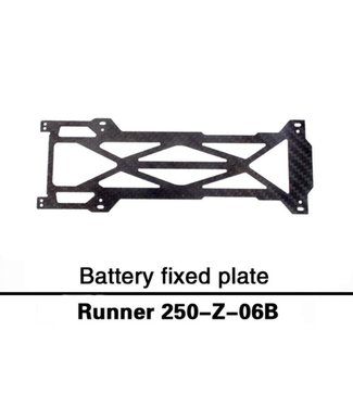Walkera Walkera Runner 250-Z-06B Battery fixed plate