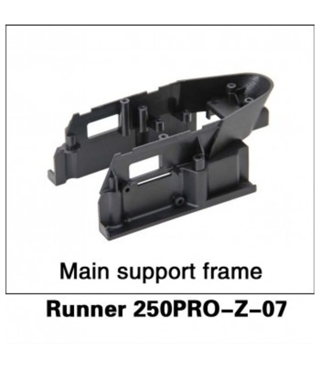Walkera Runner 250PRO-Z-07 Main support frame