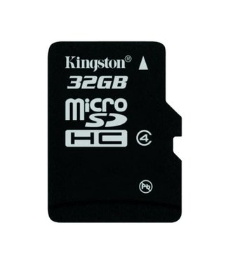 Kingston Kingston Micro 32 gb sd kaart