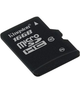 Kingston Kingston Micro 16 gb sd kaart