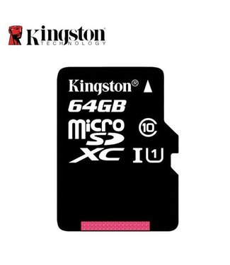 Kingston Kingston Micro 64 gb sd kaart