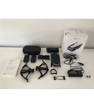 DJI Jong gebruikte DJI Mavic Air Fly More Combo black