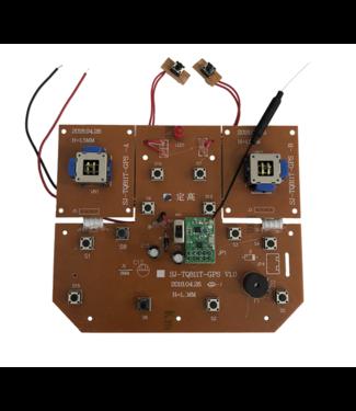 Visuo Visuo XS812 moederbord-transmitter board