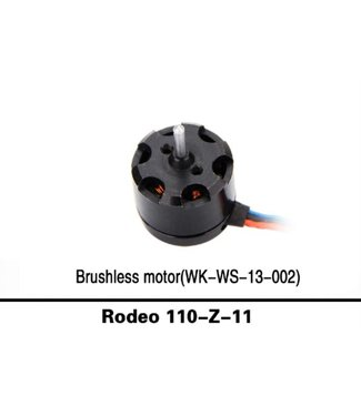 Walkera rodeo 110 - Z - 11 Brushless motor (WK - WS - 13 - 002)