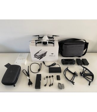 DJI Jong gebruikte DJI Mavic Air Fly More Combo wit