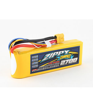 Zippy 2700mAh 4s 40c mah lipo accu