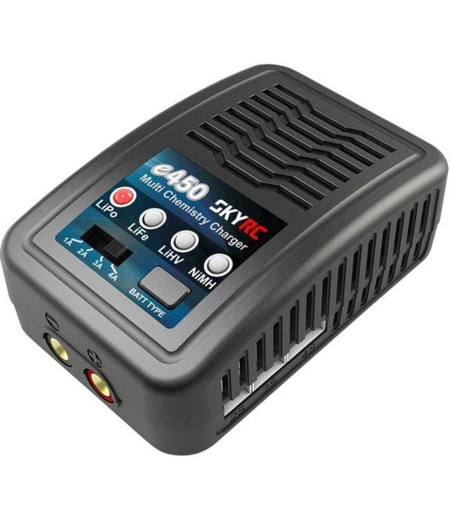 SkyRC e450 multicharger oplader