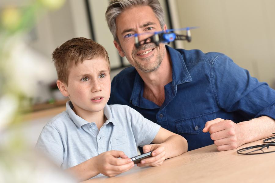 Kinder drone? Pap ik wil een drone!