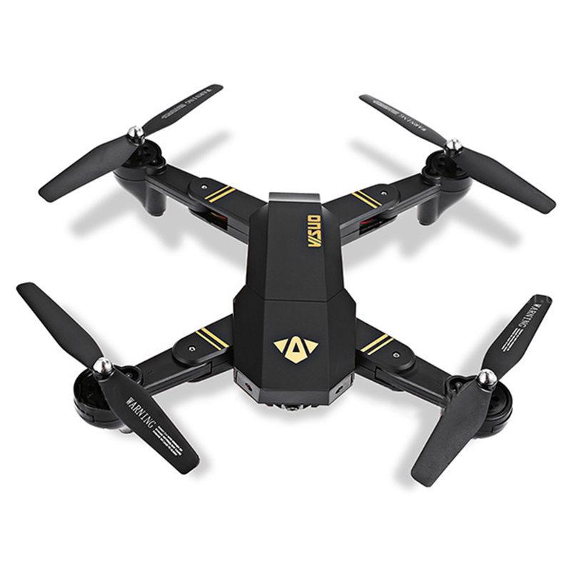 VISUO XS809HW INKLAPBARE WIFI FPV DRONE