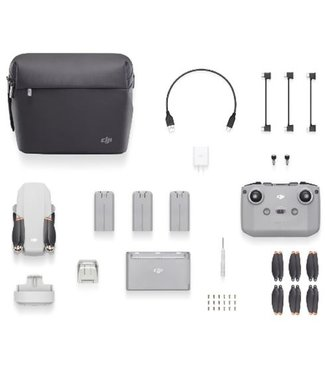DJI DJI Mini 2 Fly More Combo