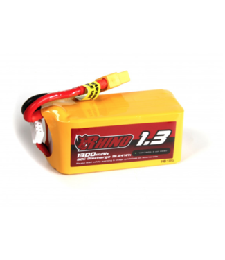 Walkera Rhino Li-Po Battery 14.8V 1300mAh 50c