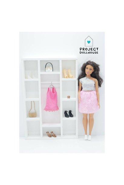 Wardrobe Barbie