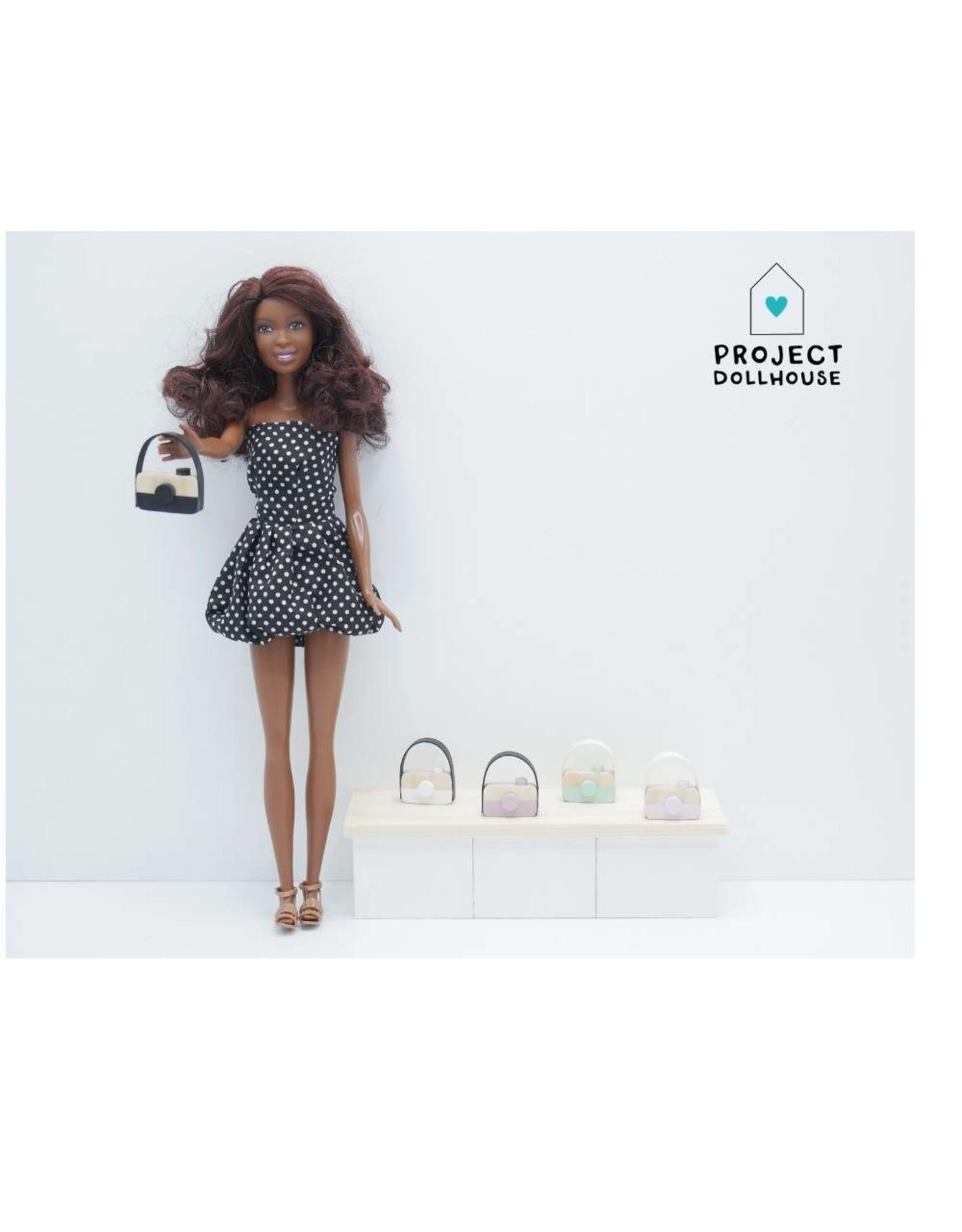 Project Dollhouse Houten Decoratie Camera