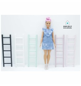 Project Dollhouse Decoration Ladder Barbie