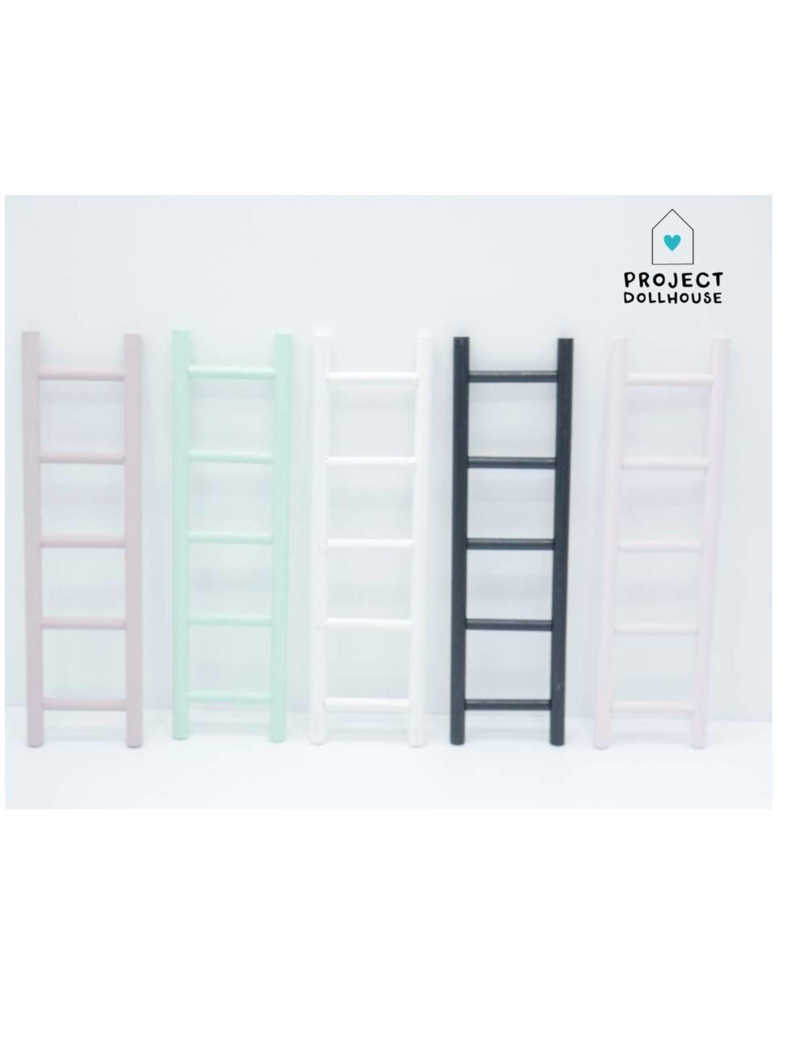 Project Dollhouse Decoration Ladder Barbie