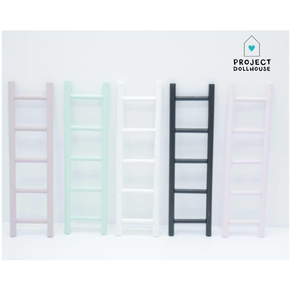 Decoration Ladder Barbie-2
