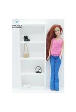 Project Dollhouse Kast Barbie