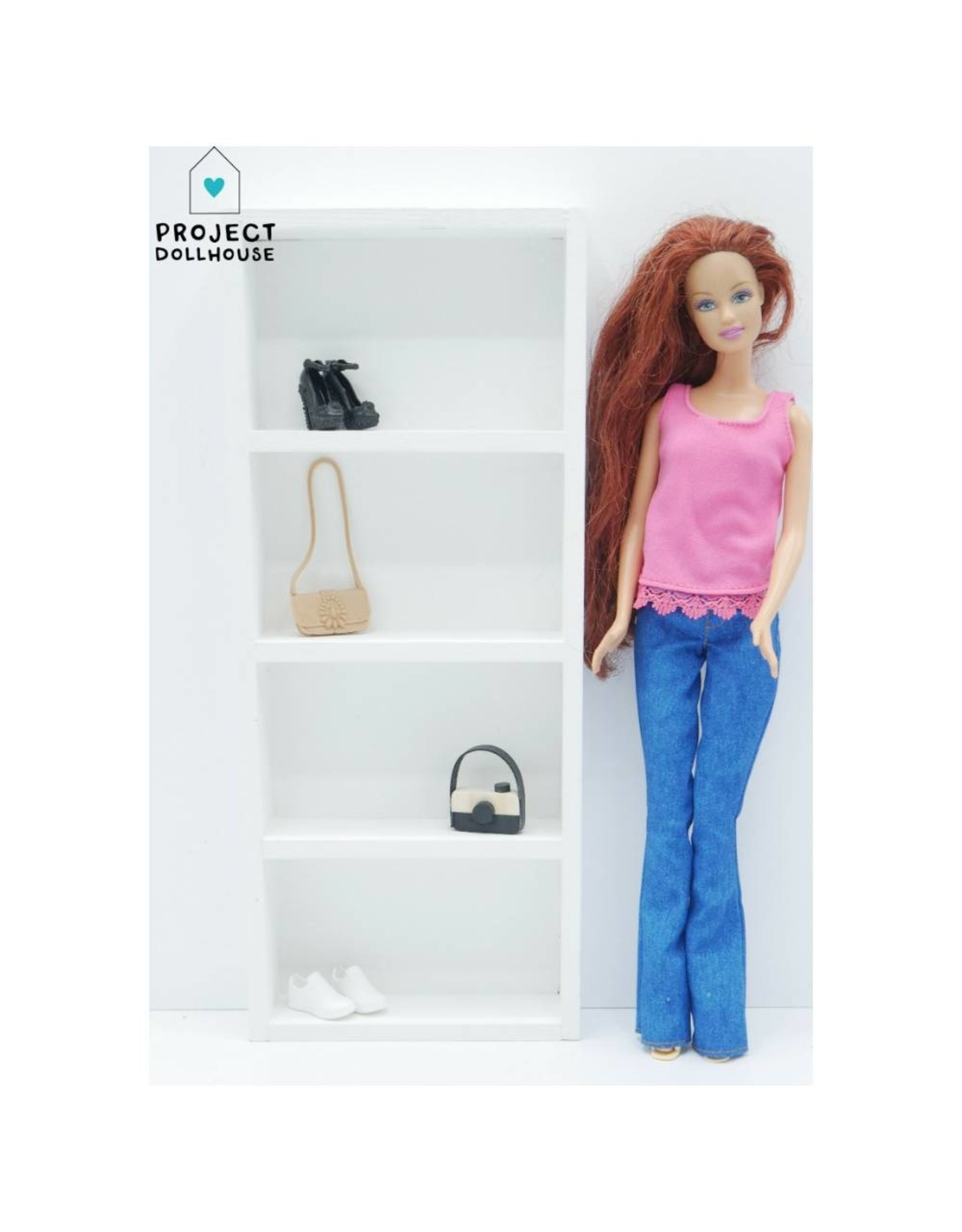 Project Dollhouse Dresser Barbie