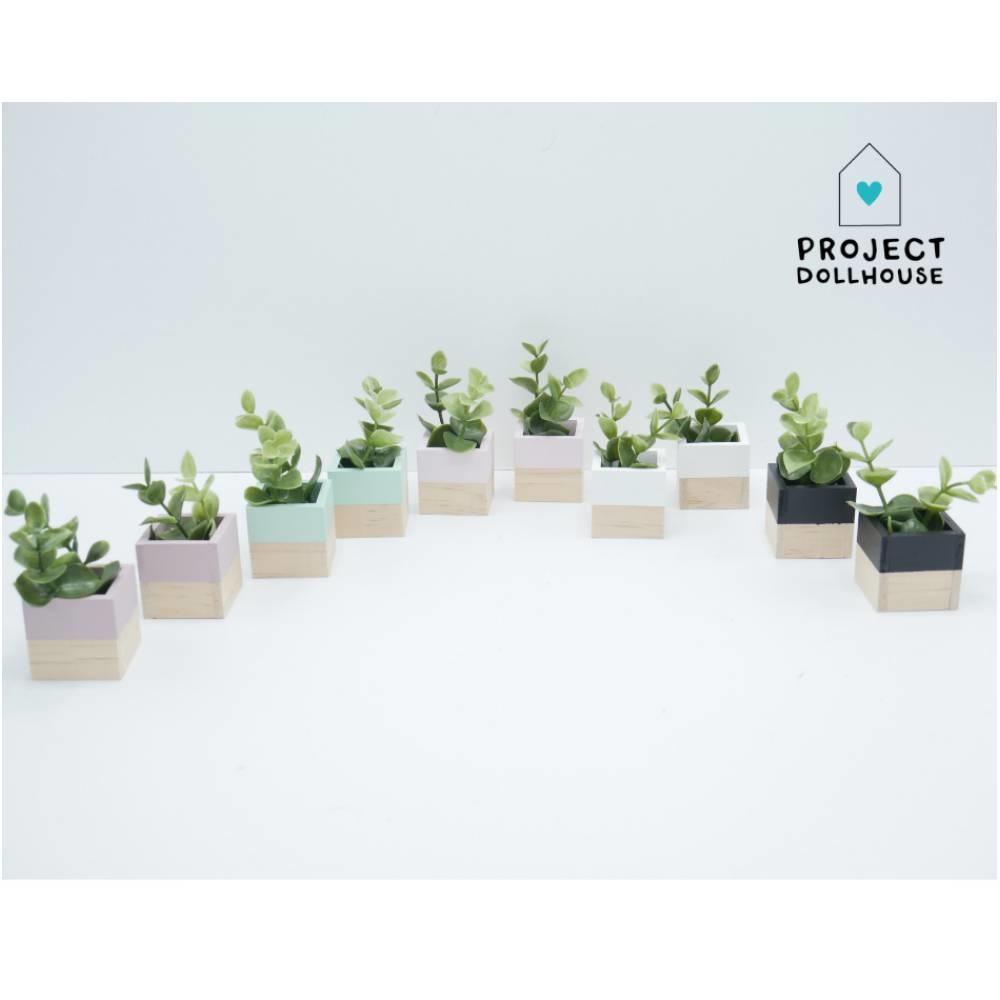 Modern Planter Set Barbie-2