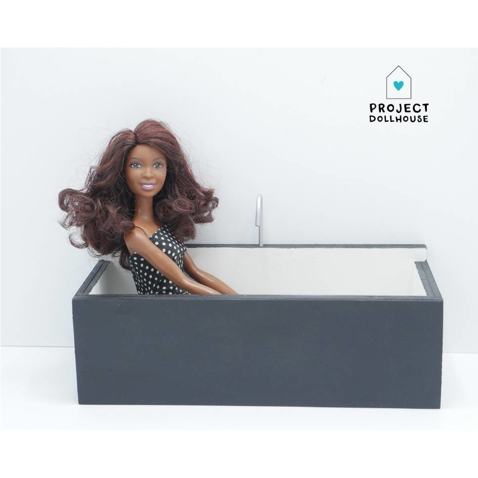 Badkamer Zwart Barbie-2