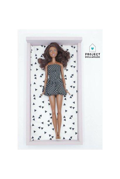 Bed Oud Roze Barbie
