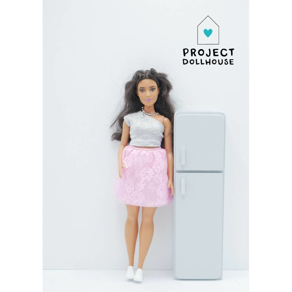 Koelkast Barbie-2