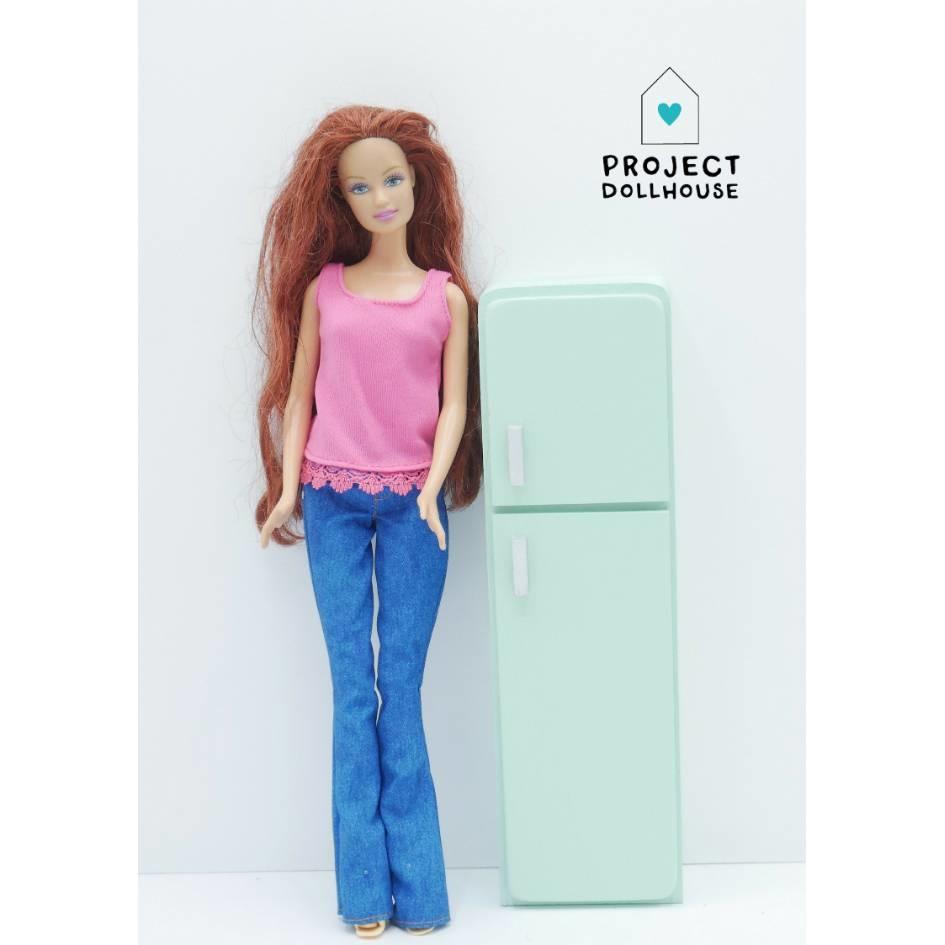 Koelkast Barbie-3
