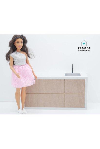 Moderne Keuken Barbie
