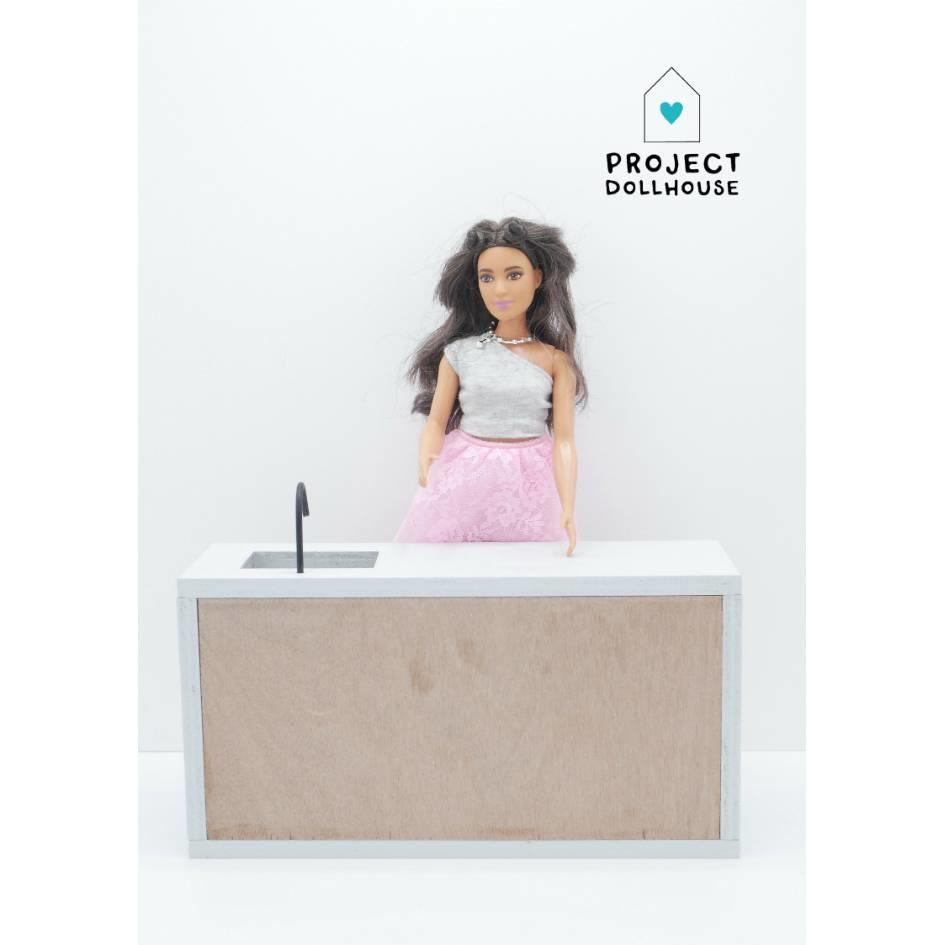 Modern Kitchen Barbie-3