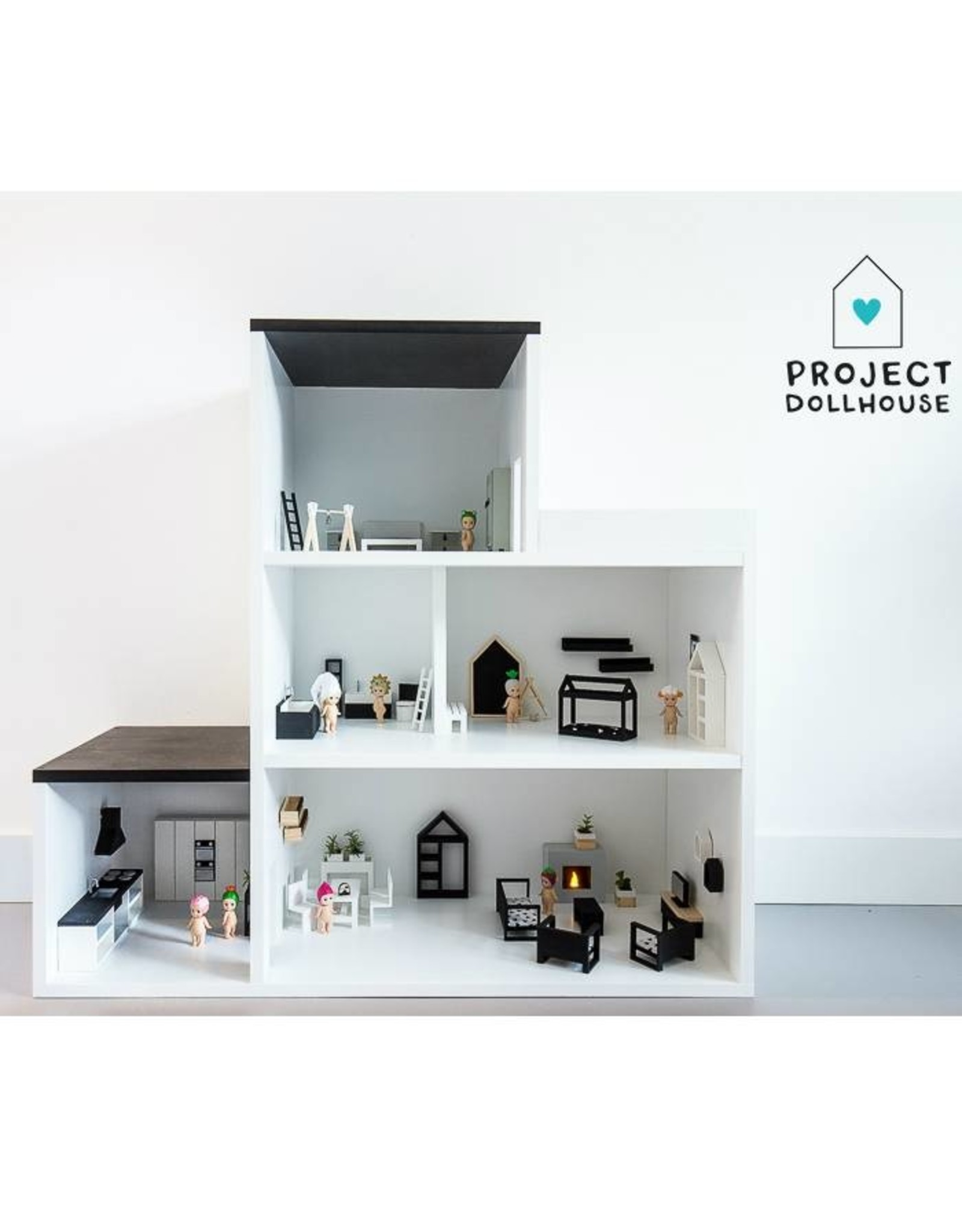 Project Dollhouse Poppenhuis Jamie