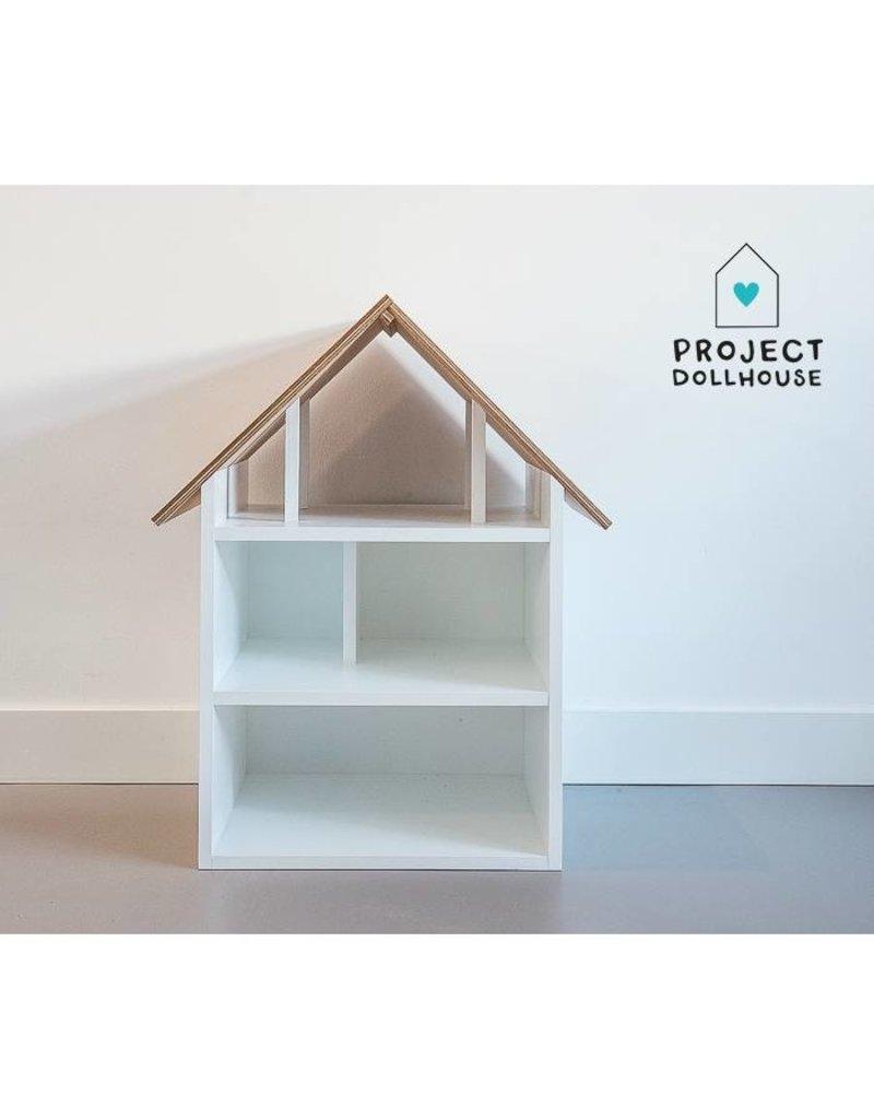 Project Dollhouse Poppenhuis Minthe Klein