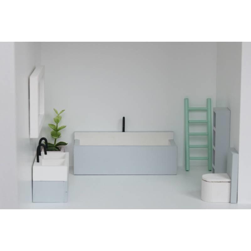 Badkamer Grijs-3