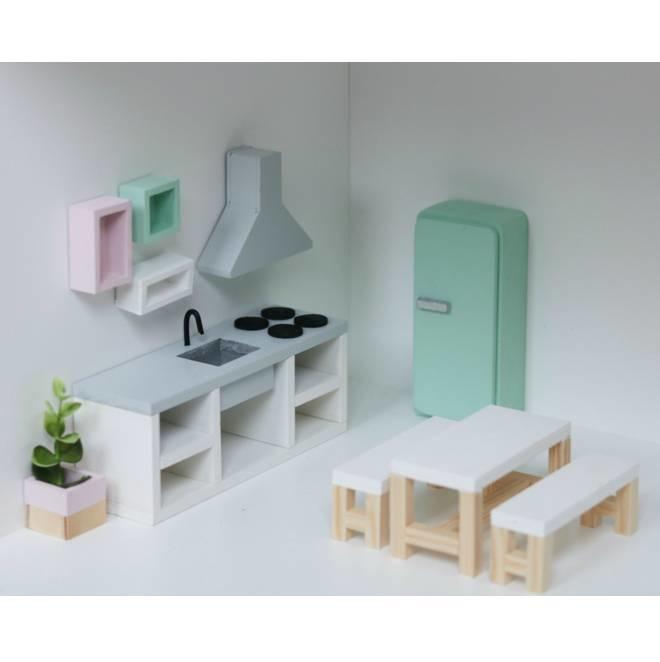 Refrigerator White-2