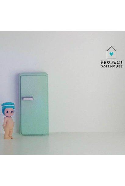 Refrigerator Mintgreen