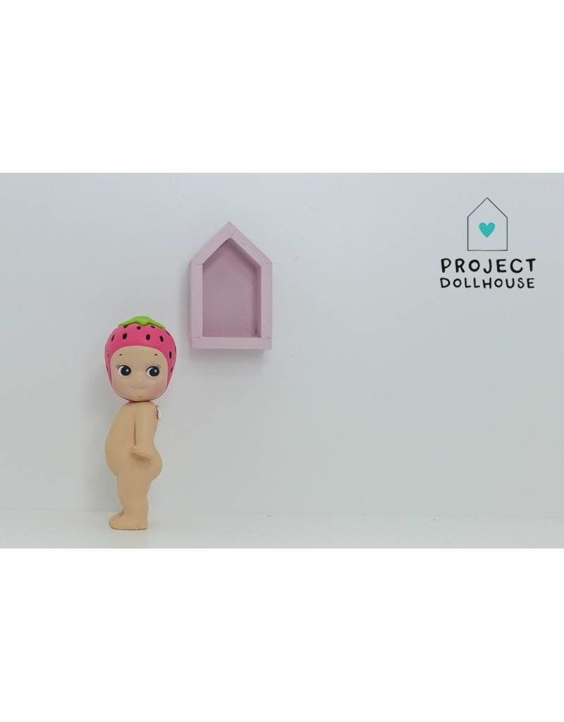 Project Dollhouse Wandhuisje