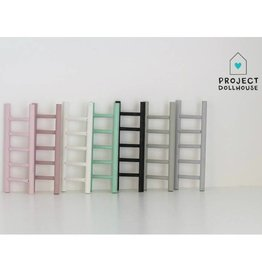 Project Dollhouse Decoratie Ladder