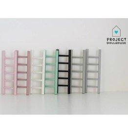Project Dollhouse Decoration ladder