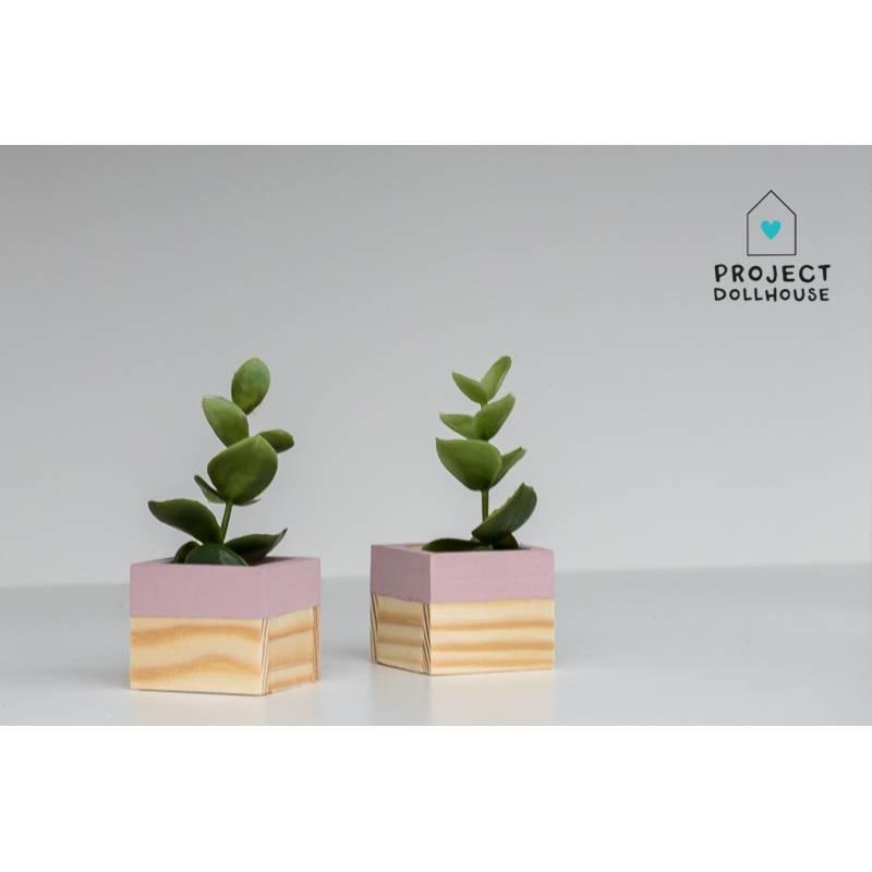 Plantenbakken Set van 2-4