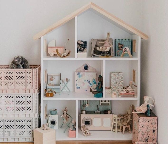 Maileg poppenhuis met houten details-3