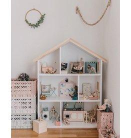 Project Dollhouse Maileg poppenhuis met houten details