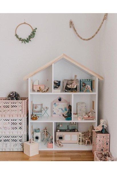Maileg poppenhuis met houten details